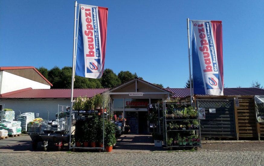bauSpezi Baumarkt & Baustoffhandel Bad Tabarz