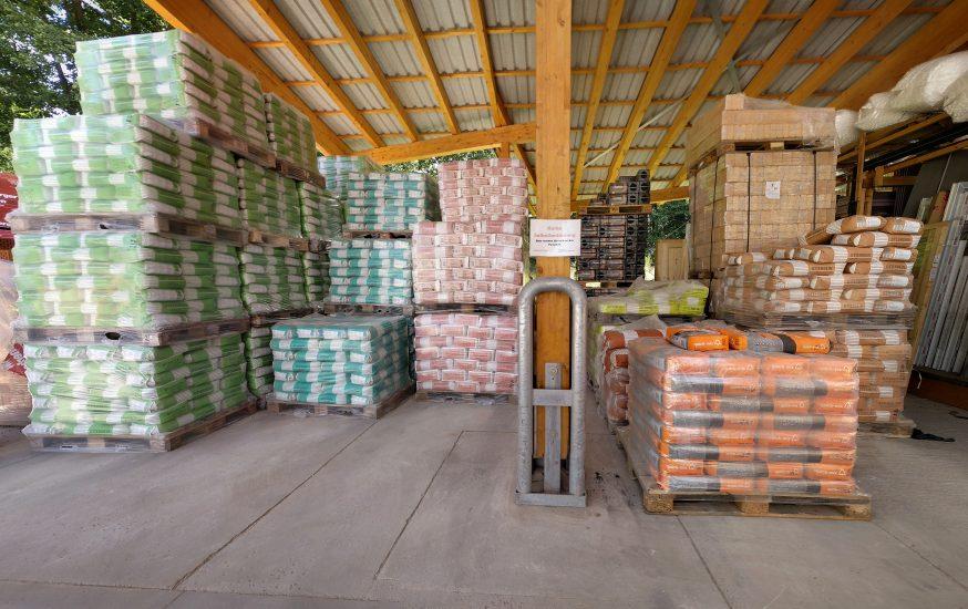 bauSpezi Tabarz - Ihr Baustoffhandel im Thüringer Wald