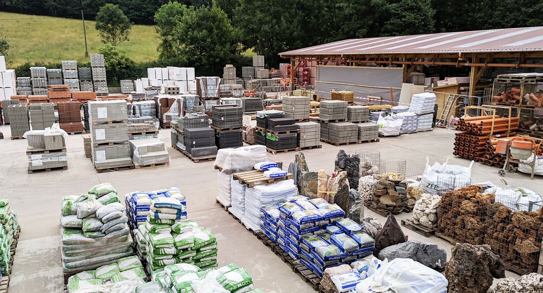 Baustoffhandel Thüringen Bad Tabarz