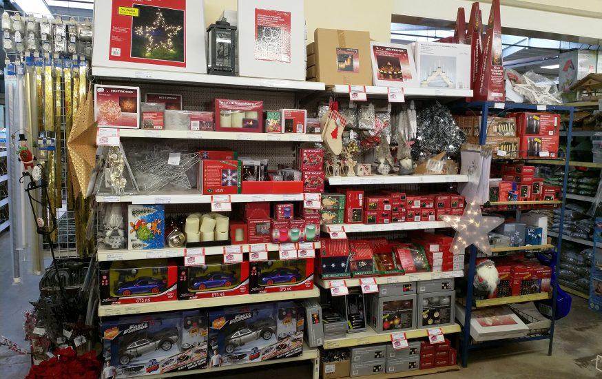 Weihnachts- und Adventsmarkt im bauSpezi in Bad Tabarz