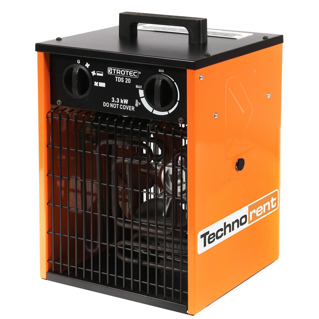 Elektroheizung / Raumentfeuchter mieten
