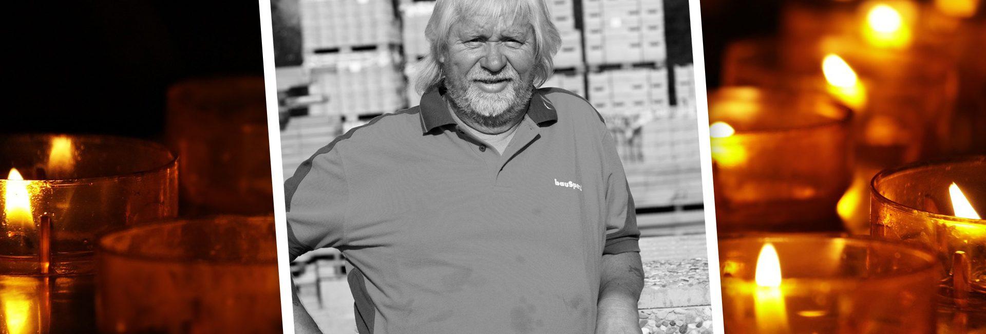 Nachruf Rudi Schmidt